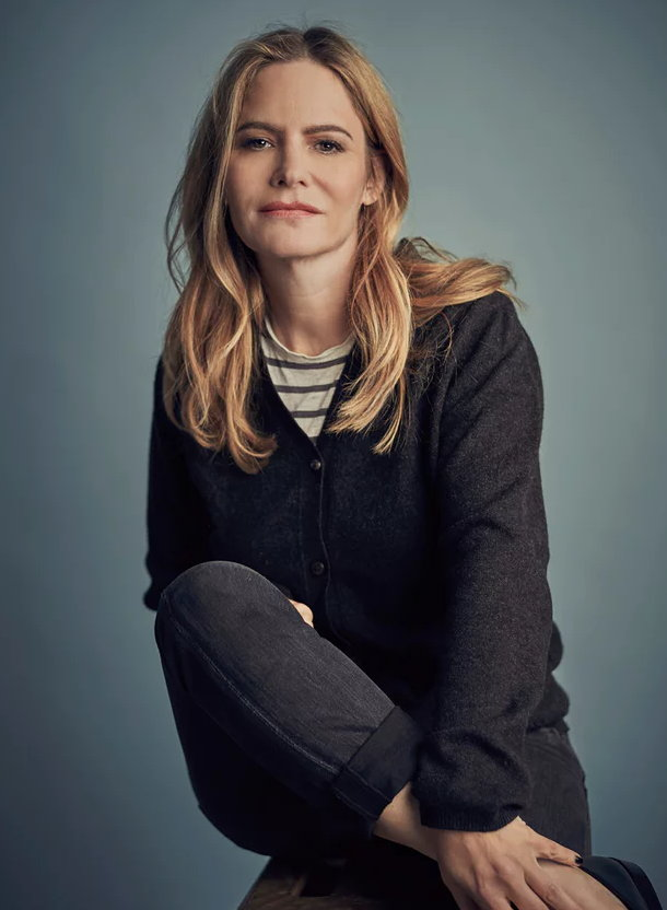 Jennifer Jason Leigh in the Guardian