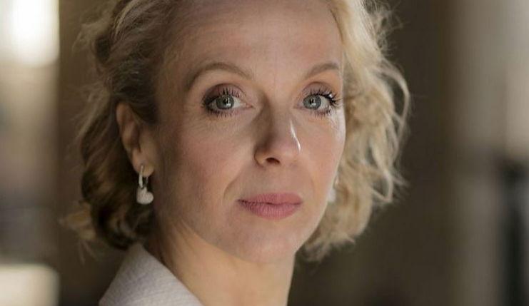 Amanda Abbington in Sherlock (2010)