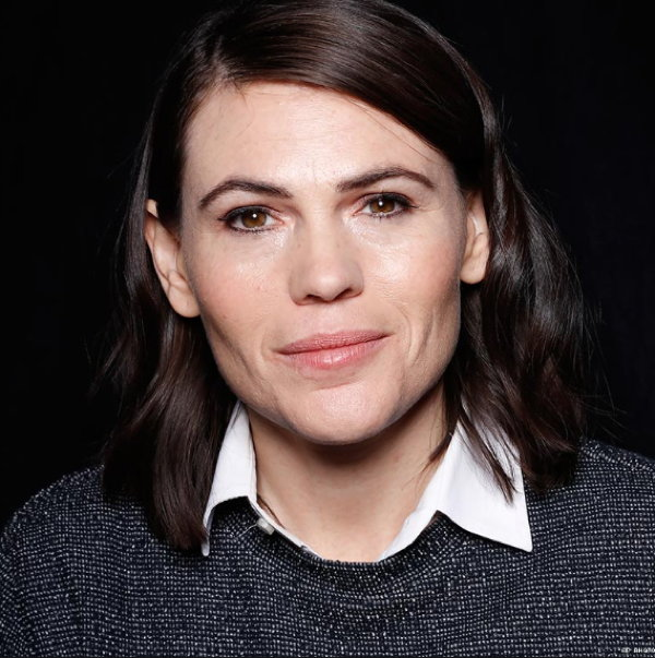 Clea DuVall from Advocate article