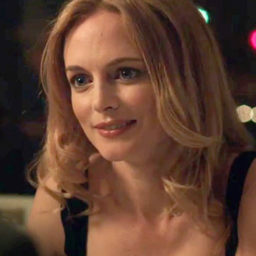 Heather Graham in Goodbye to All That (2014)
