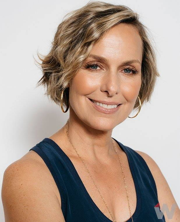 Melora Hardin on acting, directing, singing