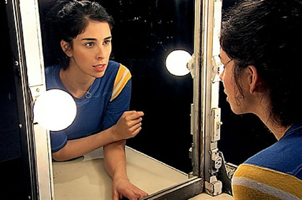 Sarah Silverman in Jesus Is Magic, 2005