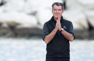 Pierce Brosnan in Mamma Mia! Here We Go Again (2018)