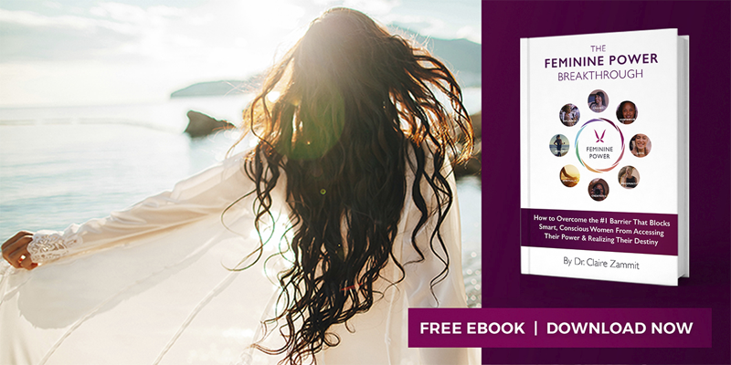 The Feminine Power Breakthrough Ebook