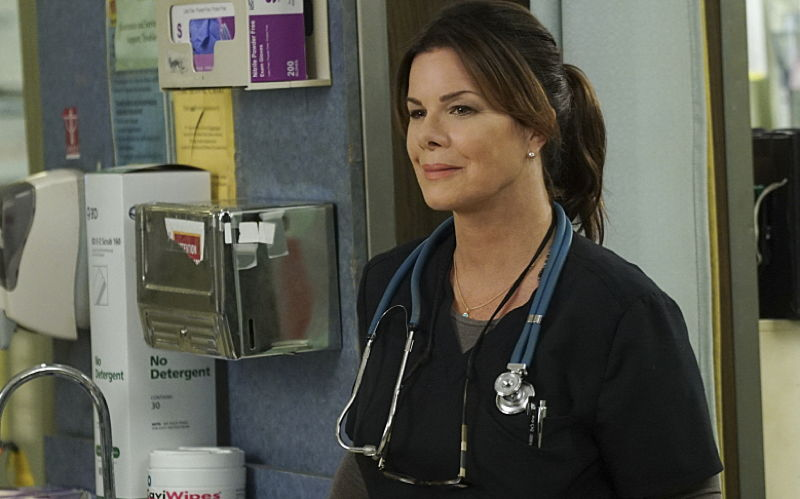 Marcia Gay Harden in Code Black
