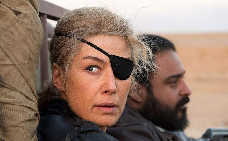 Rosamund Pike in A Private War (2018)