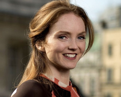 Lily Cole from The Telegraph