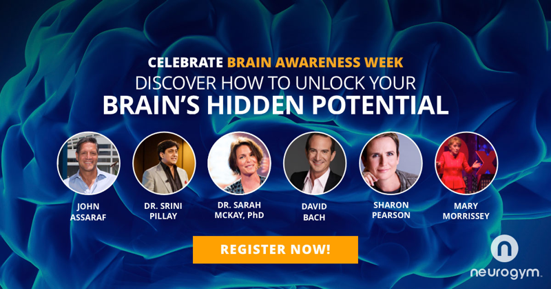 Brain Awareness Week Training Series March11-15, 2019