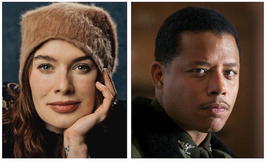 Lena Headey and Terrence Howard