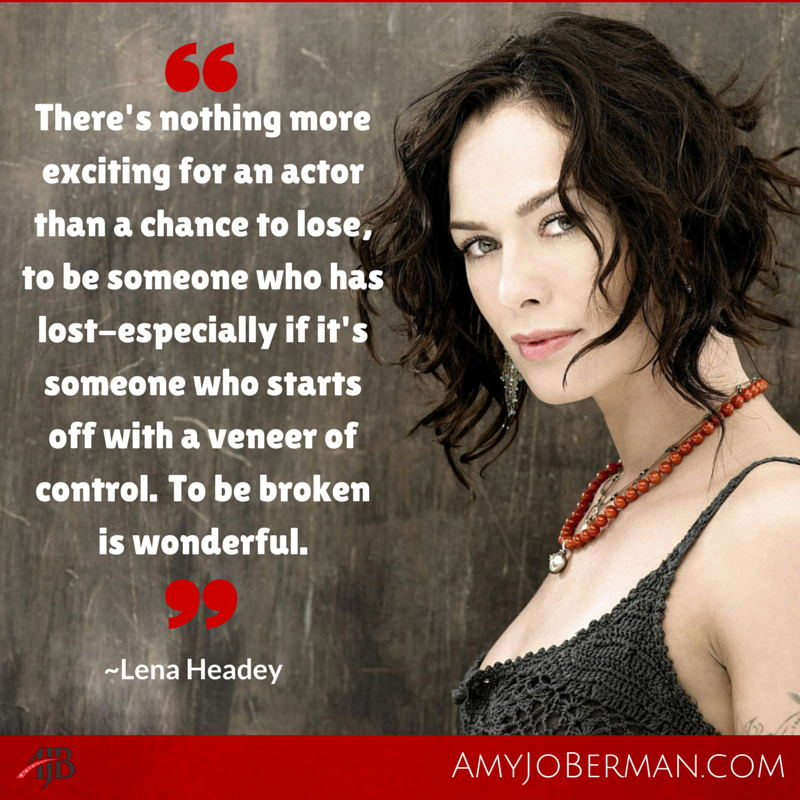 Lena Headey quote