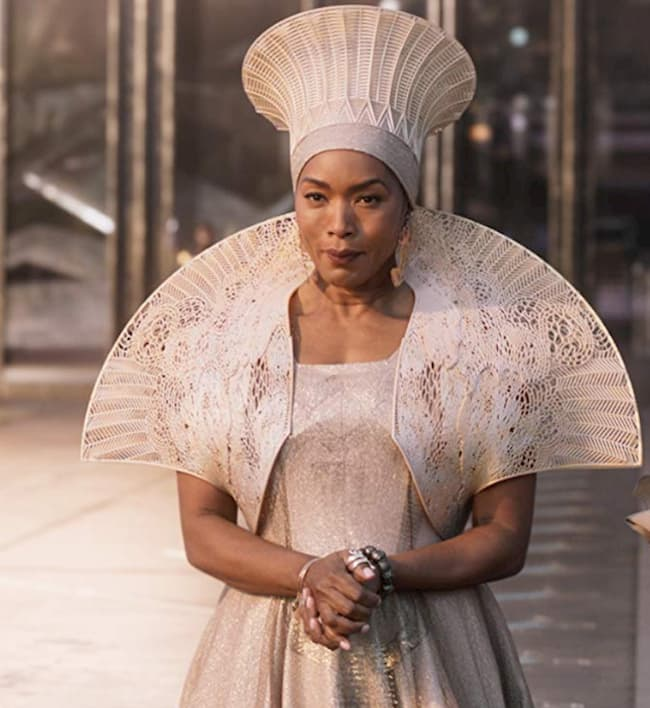 Angela Bassett in Black Panther (2018)