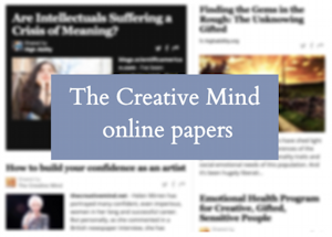 Creative Mind network online papers